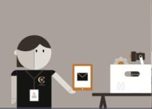 Coor introducerar framtidens posttjänster