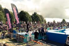 JunkFest 2012 - Publikrekord och sommarsnö