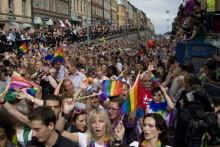 Ny ordförande för Stockholm Pride