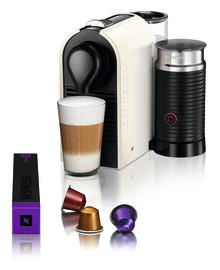 Årets julklappstips från Nespresso UMilk - ny kaffemaskin med integrerad mjölkskummare