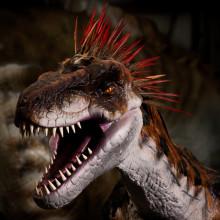 Dinosaurierna kommer tillbaka - med fjädrar