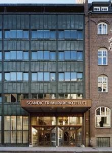 Scandic Frimurarhotellet bygger ut i Linköping