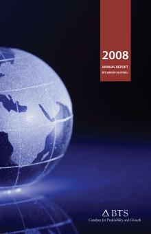 BTS Group AB (publ) Årsredovisning för 2008