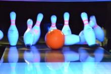 Bowling på Arenastaden