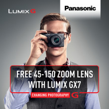 Panasonic's Plethora of LUMIX G Promotions Will Provide a Summer of Smiles