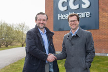 CCS Healthcare AB byter ledning - Dario Aganovic tar över VD-stolen efter Jonas Nilsson