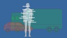 Trafikbuller farligt för hälsan – lösningar finns för täta städer