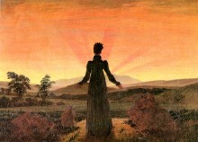 Romantic Landscapes: Dahl and Friedrich