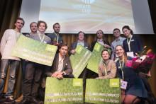 Stockholm Cooling och miljön totalvinnare i Venture Cup Öst