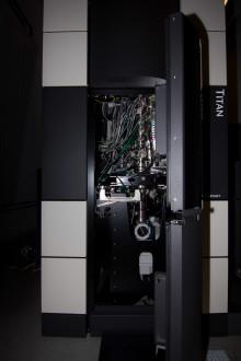 LiU inviger mikroskop i världsklass
