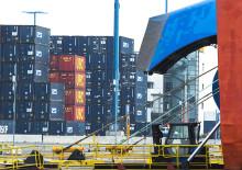 Helsingissä vientiliikenne kasvoi huimasti