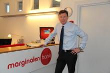 Ny chef till Marginalen Bank Företag