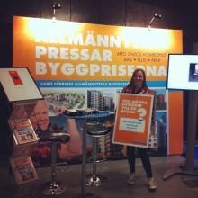 SABO lyfter bostadsbyggandet på Miljöpartiets kongress