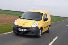 Prisfald på Renaults varevogne