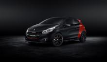 Peugeot firar 30-årsjubileet av 205 GTI med en specialutgåva av 208 GTi