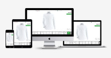 Designa egna skjortor i mobilen - Tailor Store utvecklar sin tjänst