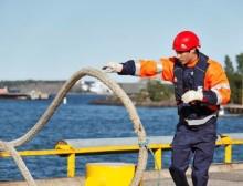 Aluspalvelut muuttuvat Vuosaaren satamassa