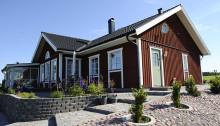 TMF i siffror; ny statistik från den svenska trä- och möbelindustrin: Stabil uppgång för småhusbyggandet