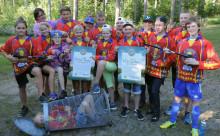 Viking Bandy tog hem segern i Älvstädar-SM 2015