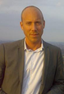 Mikael Lindell ansvarig för nya Klubb Hjärtat