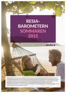 Resiabarometern Sommaren 2015