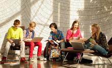 Liber levererar digital lösning som hjälper Kunskapsskolans lärare att få mer tid med eleverna