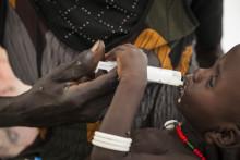 Världen måste agera för barnen i Sydsudan