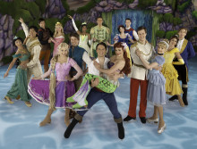 Krama en Disneyfavorit från Disney On Ice