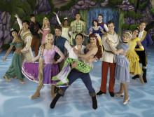 Krama en Disneyfavorit från Disney On Ice