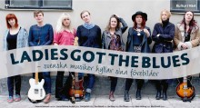 ​Ladies Got the Blues – svenska musiker hyllar sina förebilder