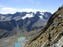 Summer walking in the Stubai Valley