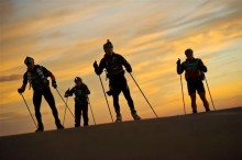 Thule Adventure Team finishes 125-hour race