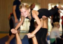 Halmstads kommun - Årets Gymnastikkommun 2015