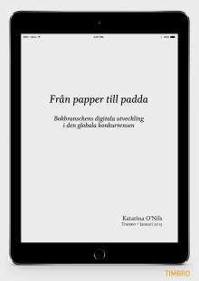 """Ny rapport: """"Från papper till padda""""."""