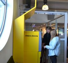 FOREX Bank utökar servicen på Bromma Stockholm Airport