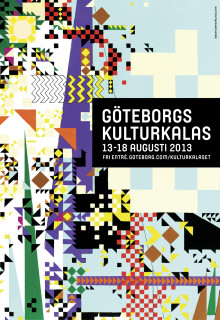Göteborgs kulturkalas 2013