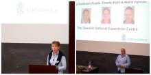 Flera internationella starter för RS teorilärare