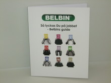 """Ny översatt bok av M Belbin - """"Så lyckas du på jobbet - Belbins Guide"""""""