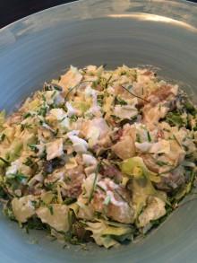 Månadens recept juni: Färskpotatissallad med ansjovis