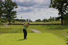 Skåne dragare i tung golfutmärkelse