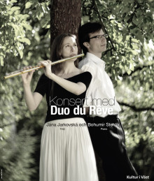 Duo du Rêve – flöjt och piano med unga virtuoser