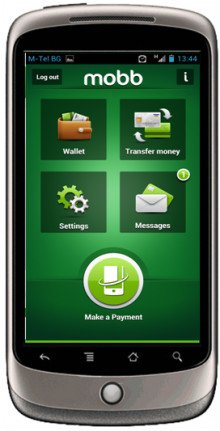 Commercial rollout of Bulgarian mobile payment service MOBB - powered by Accumulate