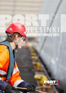 Helsingin Sataman vuosikertomus 2011