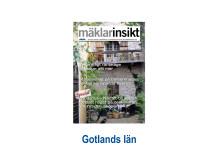 Mäklarinsikt Gotlands län 2015:3