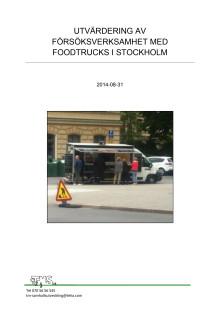 Utvärdering - Food Trucks