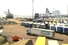 Europe making headway but global trade flows weakening