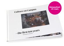 Releasefest för ny bok om Kultur på campus