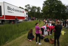 Stockholm Blodomloppet Djurgården 4 Juni