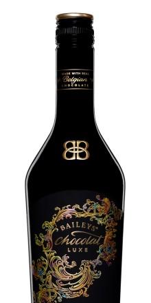 Baileys Chocolat Luxe – unik fusion med äkta belgisk choklad