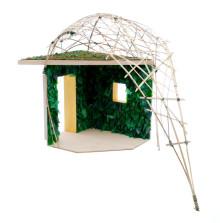 Veidekkes Svanen-hus på Cocong - Arkitektur Som Håller